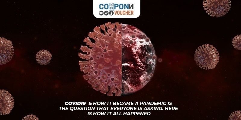 COVID-19 and how it became a pandemic blog banner couponNvoucher